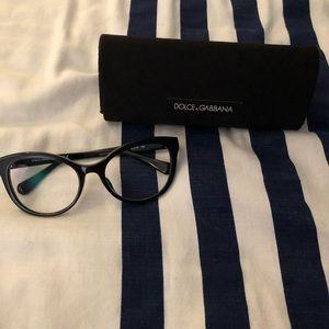 Dolce n Gabbana prescription glasses